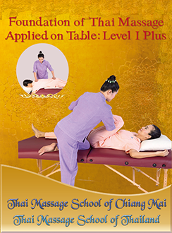 Foundation of Thai Massage Applied on Table: Level 1 Plus